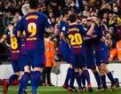 Messi và Suarez ghi bàn, Barcelona tiến vào bán kết Cúp Nhà vua