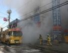 Cháy dữ dội ở bệnh viện Hàn Quốc, ít nhất 41 người chết