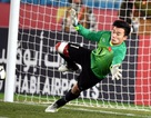 Thủ thành Bùi Tiến Dũng vẫn có thể ngồi dự bị tại V-League 2018