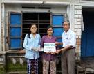 Gần 18 triệu đồng tiếp tục được trao đến chị Võ Thị Xuân