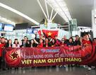 """CĐV háo hức lên đường """"tiếp lửa"""" U23 Việt Nam"""