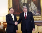 Chủ tịch Quốc hội Bồ Đào Nha từng đấu tranh vì hòa bình của Việt Nam