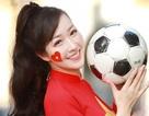 Nữ cổ động viên xinh đẹp của U23 Việt Nam