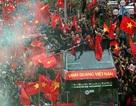 5 tiếng đồng hồ đi giữa biển người của đội tuyển U23 Việt Nam
