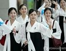 'Đội quân sắc đẹp' Triều Tiên đồng ý cổ vũ cho VĐV Hàn Quốc