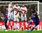 Messi-Suarez lập công, Barcelona vững ngôi đầu bảng La Liga
