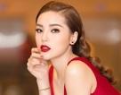 Kỳ Duyên diện váy xẻ sâu sexy, phấn khích khi được hỏi về U23 Việt Nam