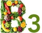 Những điều cần biết về vitamin B3