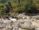 Đồng ý cho giữ lại công trình thủy điện của một hộ dân tự làm