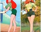 Khám phá phiên bản đời thực của các nhân vật hoạt hình