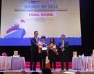 Nhóm Puzzles Ams giành cúp vô địch giải tranh biện tiếng Anh Hà Nội BP 2018