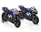 Lộ diện xe đua Yamaha YZR M1 2018
