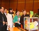 Quốc hội lấy phiếu tín nhiệm bao nhiêu lãnh đạo tại kỳ họp thứ 6?