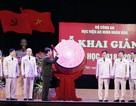 336 tân học viên khóa 50 Học viện An ninh nhân dân bước vào năm học mới