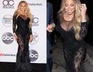 Mariah Carey trẻ đẹp ở tuổi 48