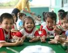 5 năm phổ cập giáo dục MN: Mỗi bữa ăn trưa của trẻ vùng khó khăn được thêm 5.000 đồng
