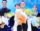 Nguyễn Thùy Liên giành giải Nhất Giọng hát hay Hà Nội