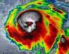 Rùng mình hình ảnh siêu bão ở Mỹ giống đầu lâu trên ảnh vệ tinh