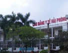 166 sinh viên Trường CĐ Y tế Hải Phòng bức xúc vì bất ngờ bị tạm dừng đào tạo