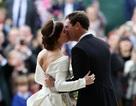 Công chúa Anh đẹp rạng rỡ trong đám cưới cổ tích