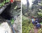 Ba người tử vong bí ẩn trong hang núi Thần Sa