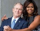 Bà Michelle Obama nói về tình bạn với cựu Tổng thống Bush