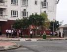 Phong tỏa cây ATM trong khu chung cư nghi bị gài mìn