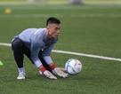 Thủ môn Bùi Tiến Dũng khó cạnh tranh vị trí chính thức tại AFF Cup 2018