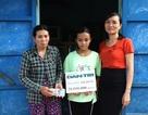 Hơn 28 triệu đồng tiếp tục đến với 4 mẹ con chị Nguyễn Thị Hồng