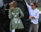 Đệ nhất phu nhân Mỹ bất ngờ tiết lộ ẩn ý sau chiếc áo khoác gây tranh cãi