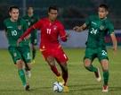 Myanmar thua thảm đại diện Nam Mỹ trước thềm AFF Cup 2018