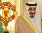 Quốc vương Saudi Arabia chi 4 tỷ bảng để mua lại MU