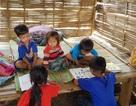 """Ở nơi học sinh mầm non, tiểu học phải học trong cảnh """"nhiều chấm không"""""""