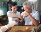Sinh viên chế tạo tay robot giá rẻ cho người khuyết tật