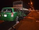 Taxi đâm xe tải, 3 người trong xe tử vong tại chỗ