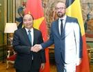 Thủ tướng Nguyễn Xuân Phúc hội đàm với Thủ tướng Bỉ