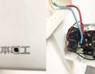 """""""Tá hỏa"""" khi phát hiện thấy camera quay lén gắn trong ổ cắm điện"""