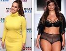 Người mẫu ngoại cỡ Ashley Graham bất ngờ giảm cân