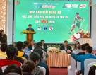 Sôi động giải bóng rổ học sinh tiểu học Hà Nội 2018