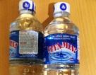 Đình chỉ cơ sở sản xuất nước đóng chai cực kỳ mất vệ sinh