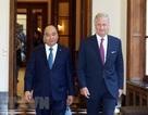 Thủ tướng Nguyễn Xuân Phúc hội kiến Nhà vua Vương quốc Bỉ