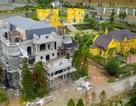 Gom đất vườn quả xây tổ hợp biệt thự nguy nga ở Sóc Sơn