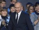 """Tổng thống Putin: """"Tôi không ngại gánh trách nhiệm toàn cầu"""""""