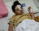 Clip bé gái dũng cảm đánh đuổi tên cướp có vũ khí khiến dân mạng thán phục