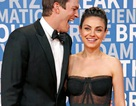Mila Kunis và Ashton Kutcher: Từ yêu không ràng buộc tới cặp tình nhân hạnh phúc ở Hollywood