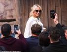 Pamela Anderson kín đáo bất ngờ