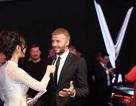 """David Beckham: """"Xe VinFast quá đẹp và đẳng cấp"""""""