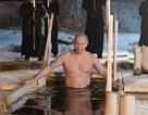 Tổng thống Putin phong độ trong bộ lịch năm 2019