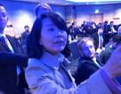 Nữ phóng viên Trung Quốc bị bắt vì tát tình nguyện viên tại hội nghị ở Anh