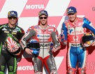 Dovizioso có pole tại Nhật Bản, cản trở màn ăn mừng sớm của Marquez?